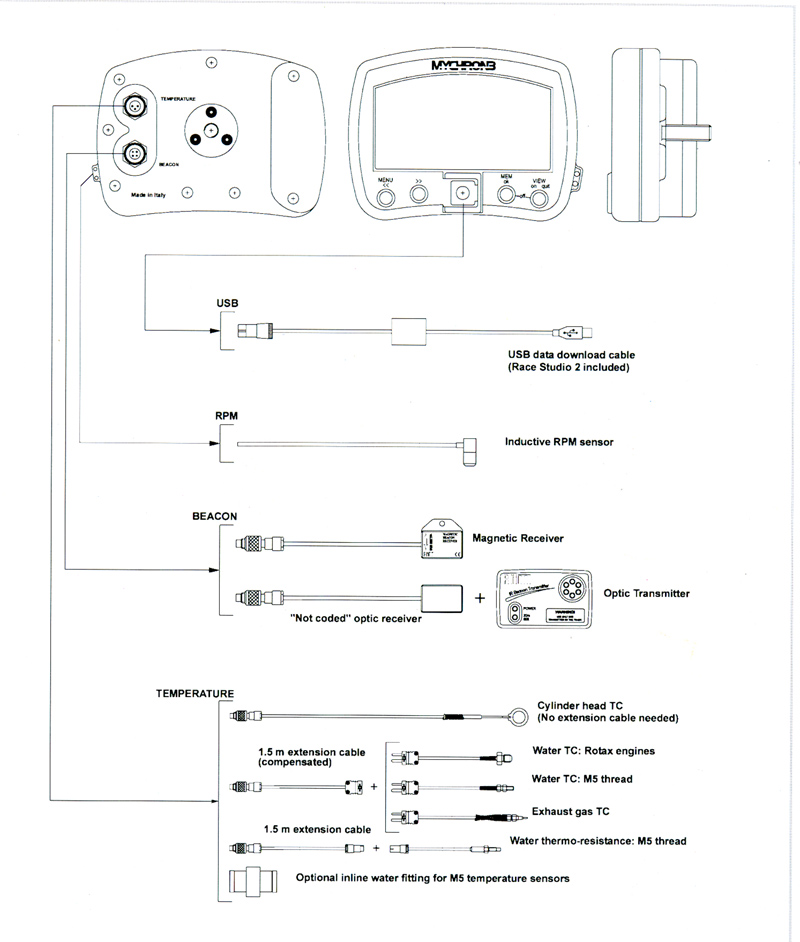 diagram amends racing engines junior dragster mychron, digitron, data dragster wiring diagram at bayanpartner.co